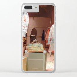 Showcase Clear iPhone Case