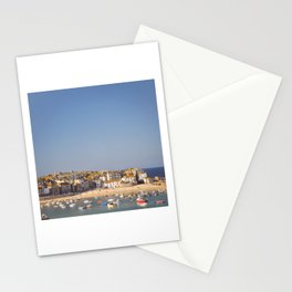 St Ives Harbour. Stationery Cards