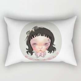ppinkydolls art print Rectangular Pillow