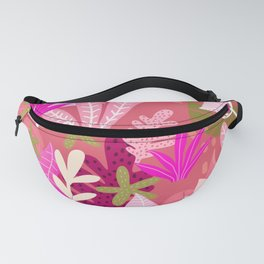 Into the jungle - sunset Fanny Pack