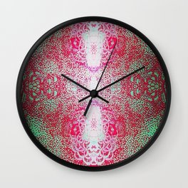Echo Echo Wall Clock