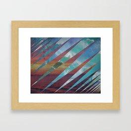 Summah Framed Art Print