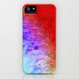 Accent Piece: Swim Through Your Vision iPhone Case
