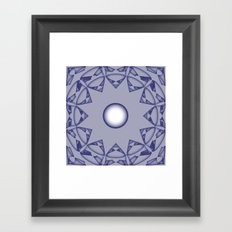 Pattern Print Edition 1 No. 5 Framed Art Print
