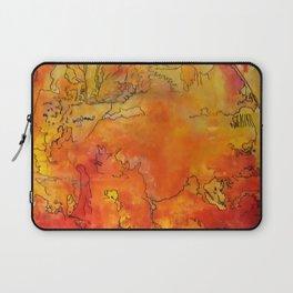 Yellow Dreams Laptop Sleeve