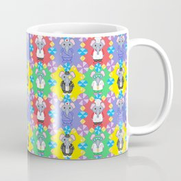 Elephant Costume Career Print Coffee Mug