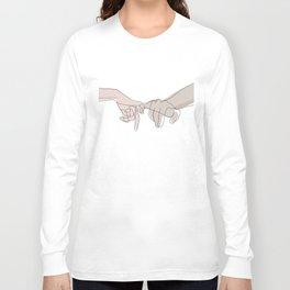 Pinky Shades Long Sleeve T-shirt