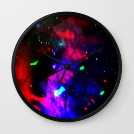 ANOMALY Wall Clock