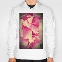 hydrangea Hoodies featuring hydrangea by Enri-Art