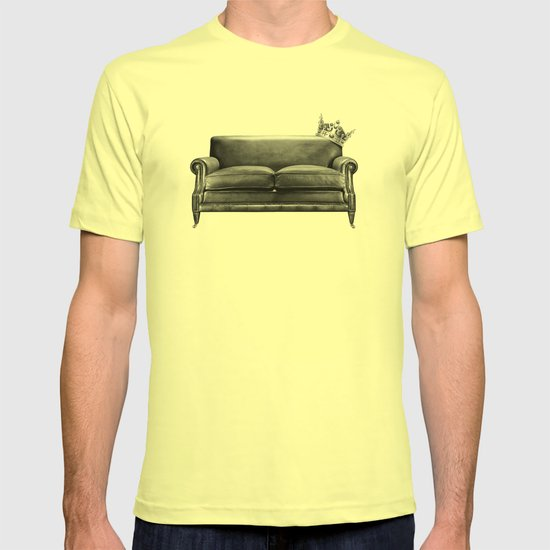 Sofa King Fast Racing: Sofa King T-shirt By Sustici
