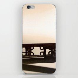 Mason Lake: Boat Bumper iPhone Skin
