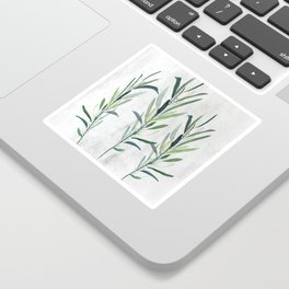 Eucalyptus Branches Sticker