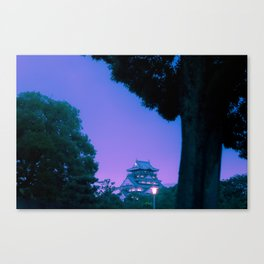 Osaka Dreams Canvas Print