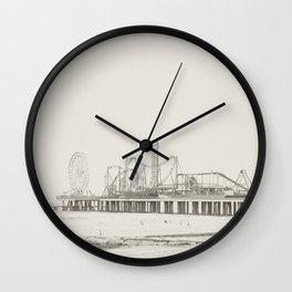Old School Wall Clock