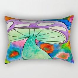 Go Ask Alice Rectangular Pillow