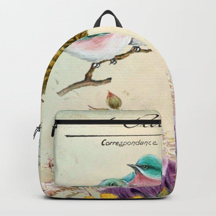 Sweet birds #4 Backpack