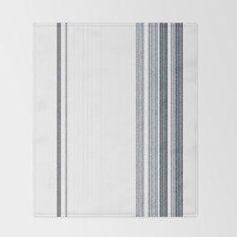 lines Throw Blanket