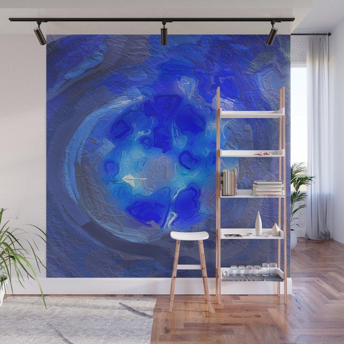 Abstract Mandala 238 Wall Mural