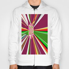 A burst of hope Hoody
