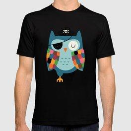 Captain Whooo T-shirt