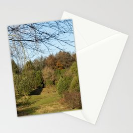 Autumn in the Arboretum Stationery Cards