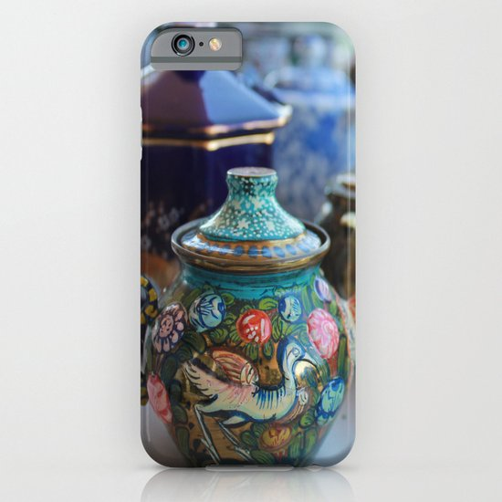 Tea iPhone & iPod Case