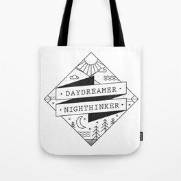 daydreamer nighthinker II Tote Bag