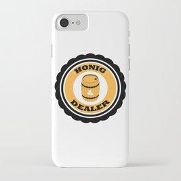 Vintage Retro Imker Design Für Bienen Flüsterer iPhone Case