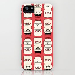 Yakurutu Bois iPhone Case