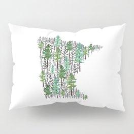 Minnesota Forest Pillow Sham