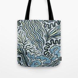 OCEAN CRUST Tote Bag