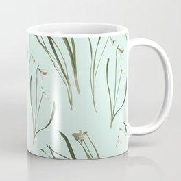 GALANTHUS IN MINT Coffee Mug