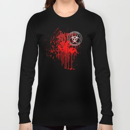 Zombie Outbreak First Response Team Long Sleeve T-shirt