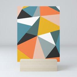 Modern Geometric 36 Mini Art Print