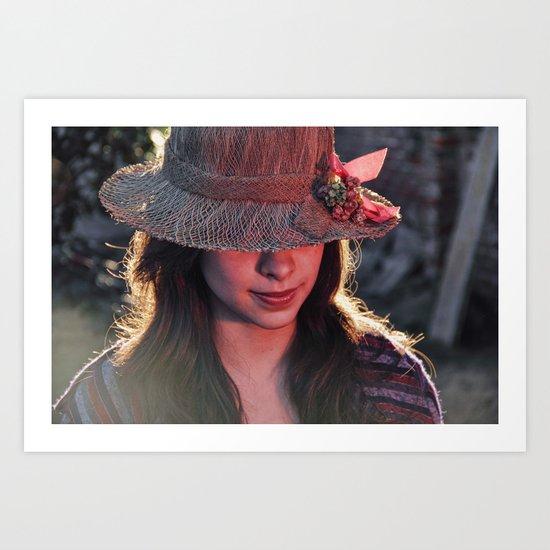 Toda mujer / Every woman Art Print