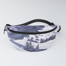 Pointe De Chesery Fanny Pack