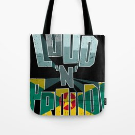 Grenada Pride Loud N Proud Tote Bag