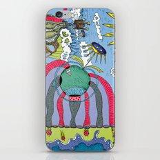 use your imagination iPhone & iPod Skin