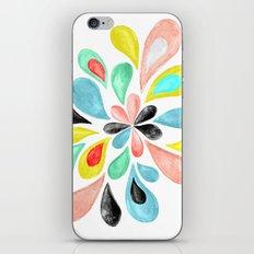 Watercolor Splash  iPhone & iPod Skin