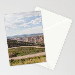 Curvy Roads - Utah Landscape Photography Stationery Cards