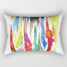 Multitud Rectangular Pillow