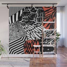 Blurryface Wall Mural