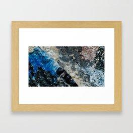 Statu Variabilis (You Are Always Changing) Framed Art Print