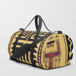 Southwest Shaman Tile Duffle Bag