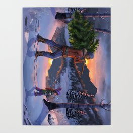Winter's Magic Poster