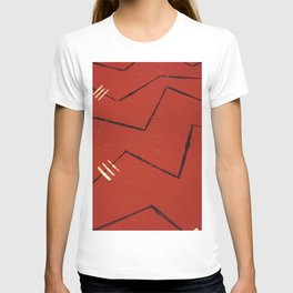 labyrinthine T-shirt