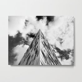 Geometry Club Metal Print