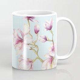 Delicate Magnolia Coffee Mug