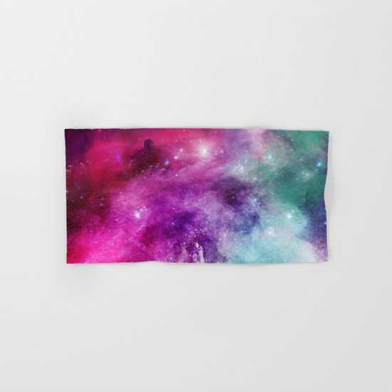 Universe 01 Hand & Bath Towel