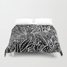 THE GARDEN Duvet Cover